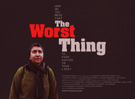 Movie poster for The Worst Thing