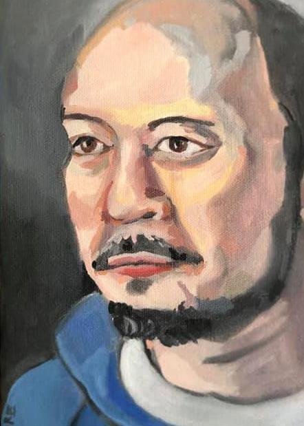 A portrait of Ben Edwards