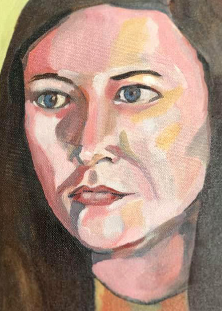 A portrait of Holly Popkin