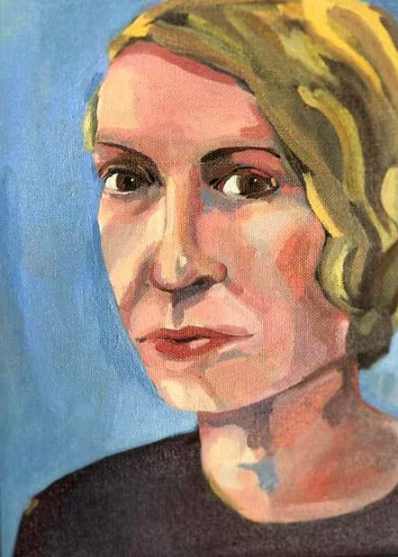 A portrait of Jennifer Arndt