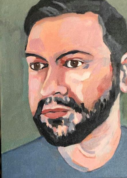 A portrait of Michael Kurtz